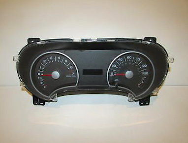 2006 2007 Ford Explorer Used Dashboard Instrument Cer For Mph