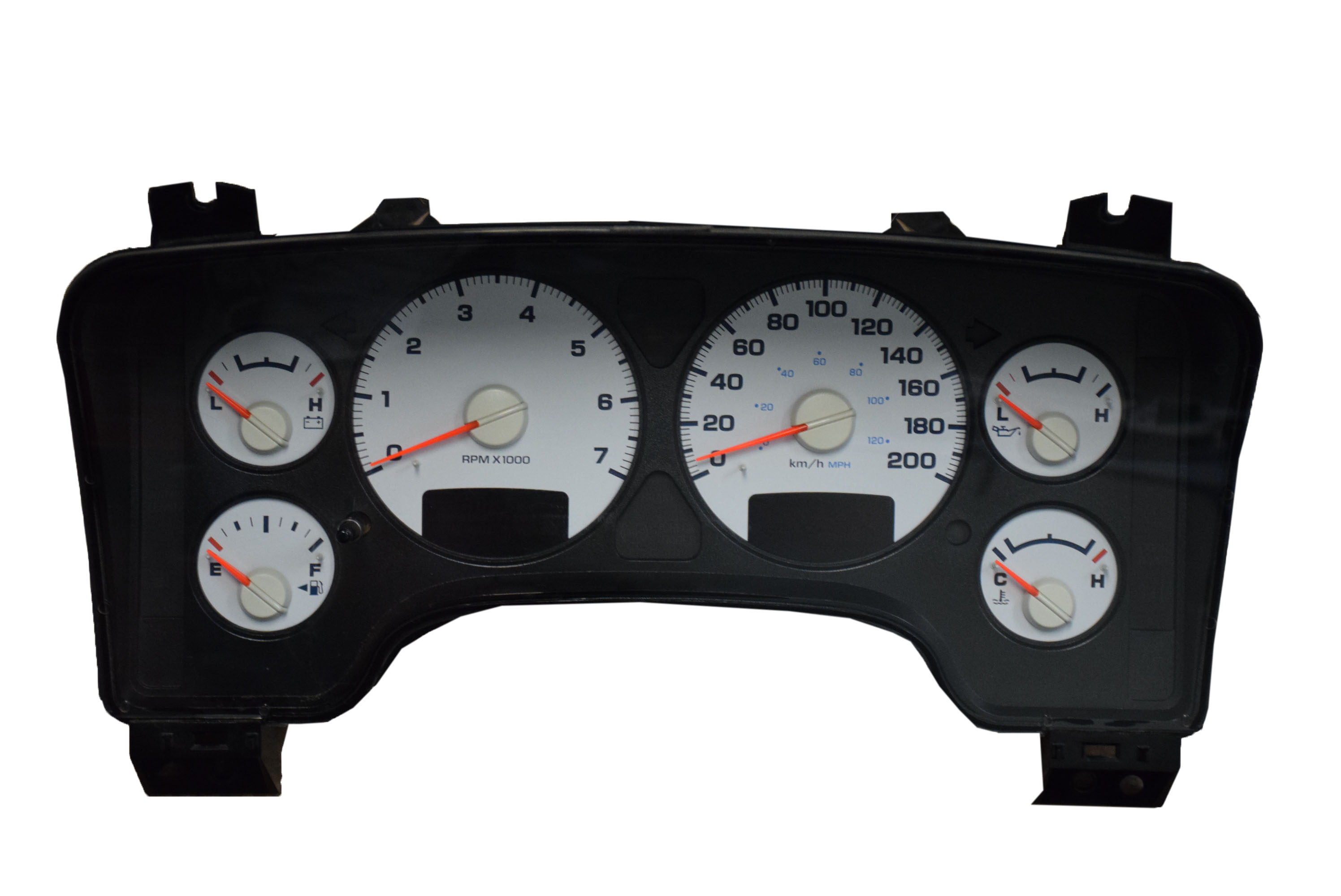2003-2005 DODGE RAM INSTRUMENT CLUSTER GAUGES DO NOT WORK PROPERLY OR AT  ALL, STICKY GAUGES