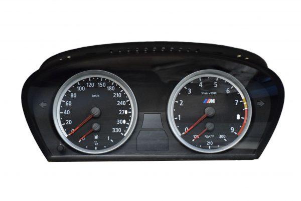 BMW 5 Series Dashboard