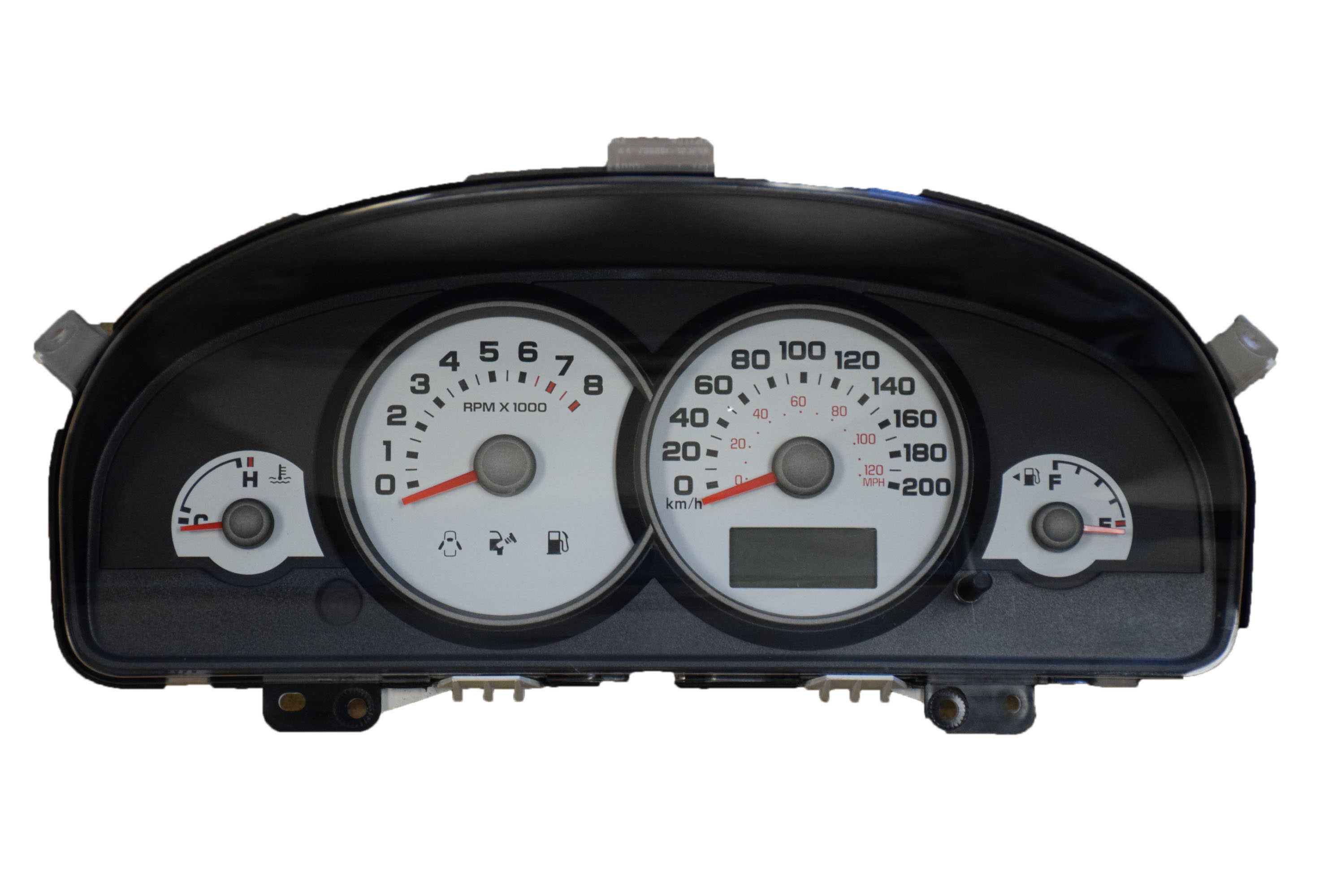 2006 2007 Ford Escape Used Dashboard Instrument Cluster For Sale Km H Dashboard Instrument Cluster