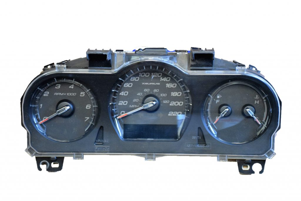 2004 - 2010 Ford Taurus Instrument Cluster Intermittent Or Not Working