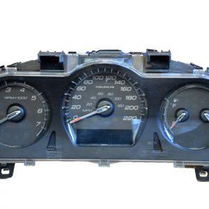 2010 Ford Taurus BGIT Dashboard