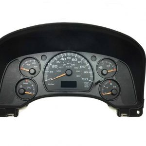 CHEVROLET EXPRESS INSTRUMENT CLUSTER REPAIR