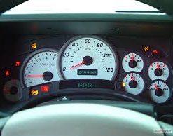 2003 Dashboard Instrument