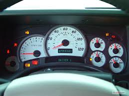 2003 Dashboard Instrument
