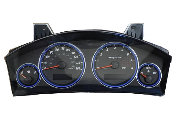 2006 2010 Jeep Grand Cherokee Srt8 Used Dashboard Instrument Cer For Km H