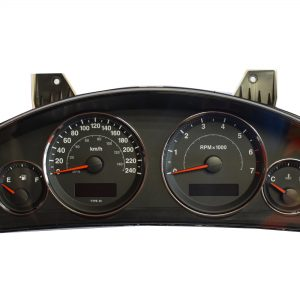 2009 JEEP PATRIOT USED DASHBOARD INSTRUMENT CLUSTER FOR SALE