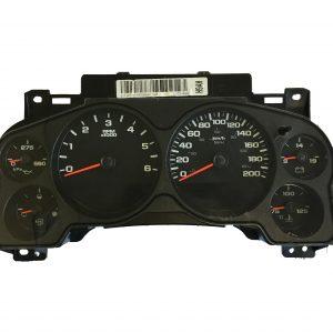 GMC Sierra Dashboard