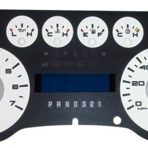 Dashboard Instrument Cluster problem