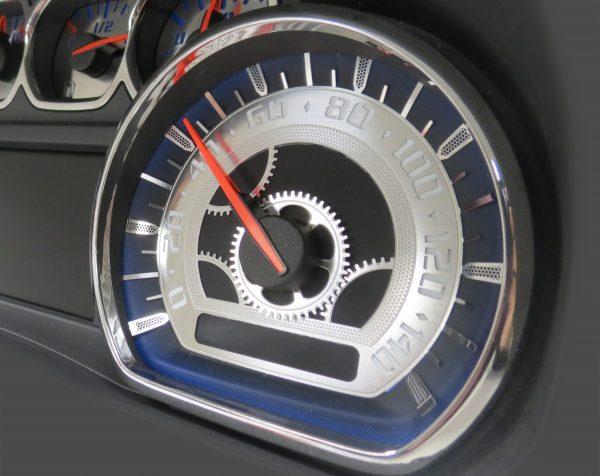 Dashboard Instrument Cluster