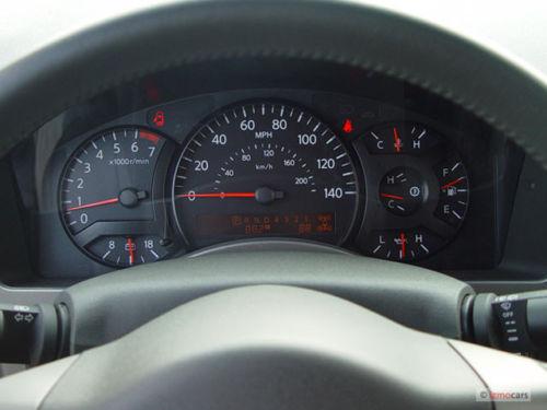 2004-2006 Nissan Titan Dashboard Instrument Cluster Repair