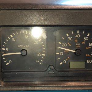 Volvo VNL Dashboard