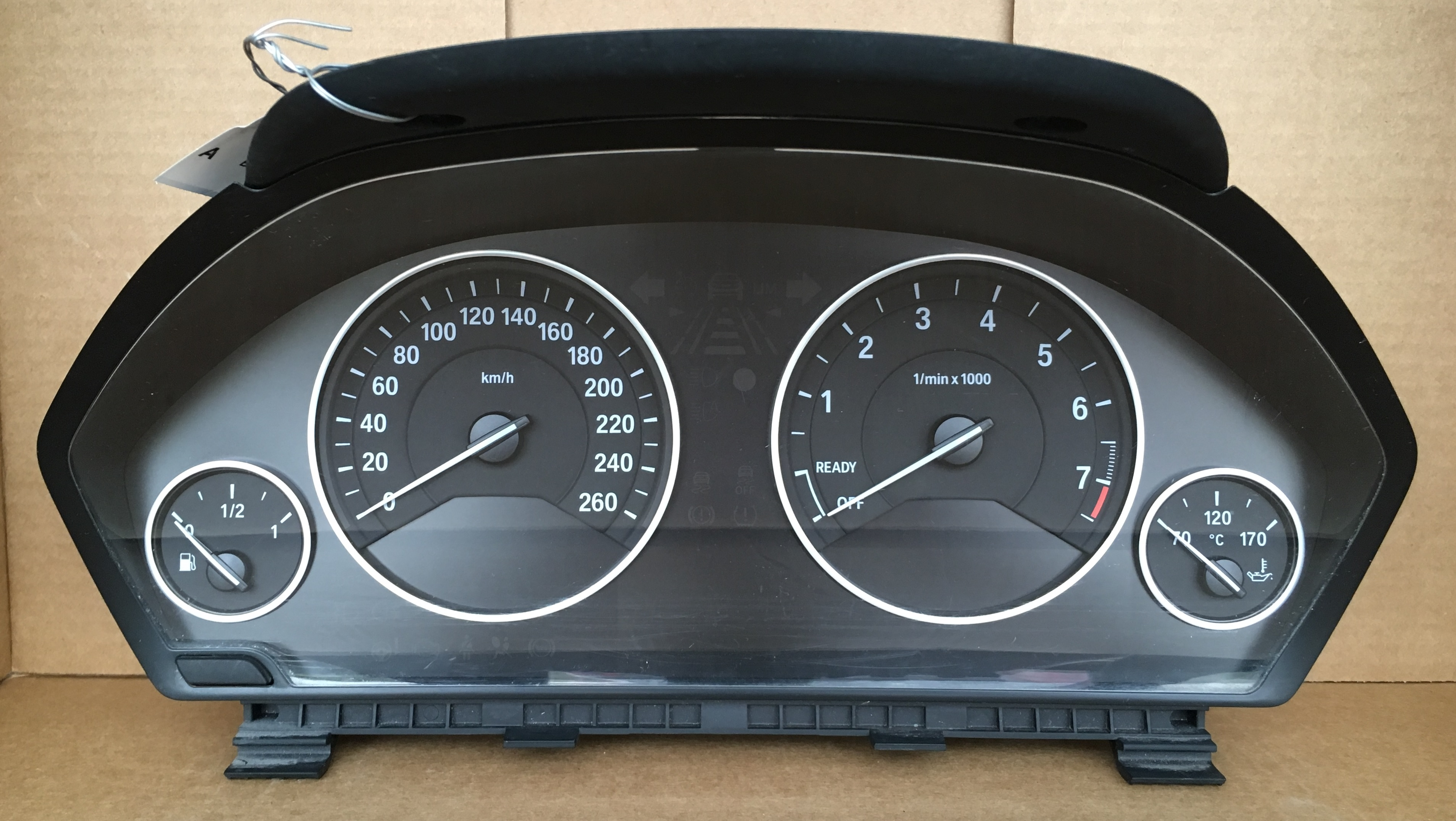2013 Bmw 328i Used Dashboard Instrument Cluster For Sale Km H Dashboard Instrument Cluster