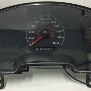 1991 FORD F150 USED DASHBOARD INSTRUMENT CLUSTER FOR SALE (MPH