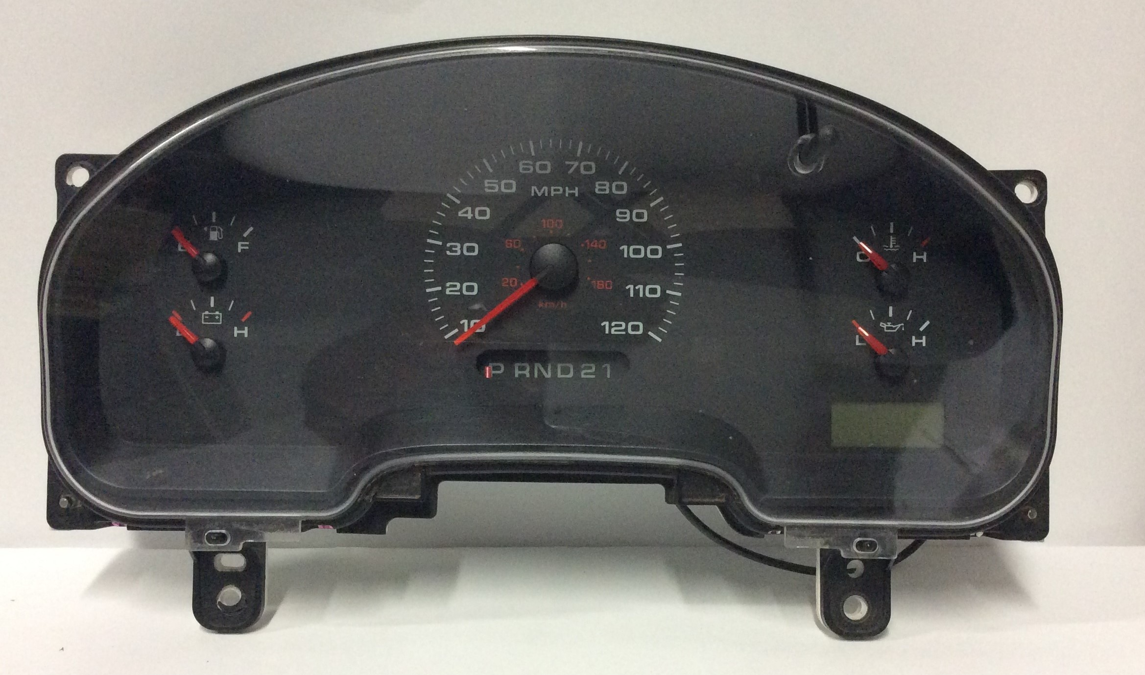 2004-2008 FORD F150 USED DASHBOARD INSTRUMENT CLUSTER FOR SALE (MPH)