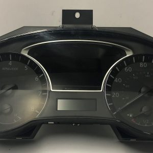 Nissan Altima Dashboard