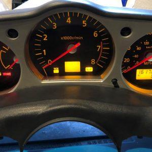 Nissan 350Z Dashboard