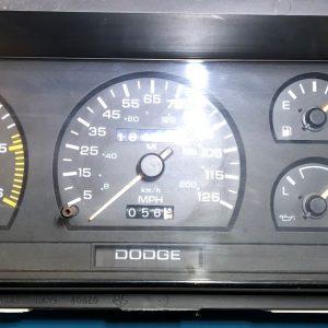 Dodge Dakota Dashboard