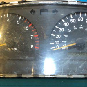Toyota Tacoma Dashboard