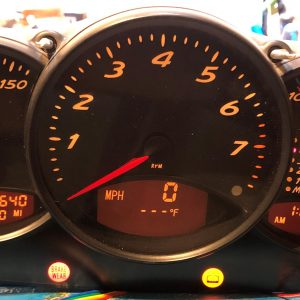 Infinity instrument cluster problem repair | Dashboard