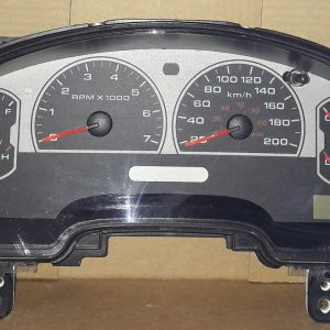2008-2012 FORD ESCAPE HYBRID USED DASHBOARD INSTRUMENT CLUSTER FOR